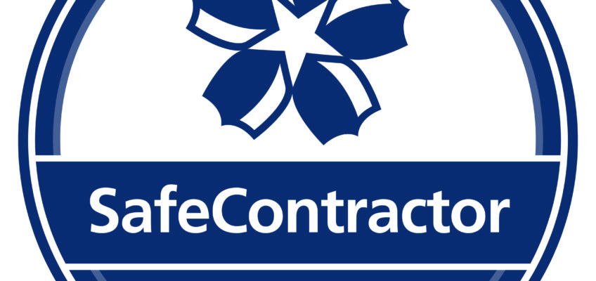 Microtech have achieved  the title of SafeContractor
