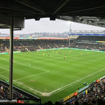 Norwich City FC WiFi Installation